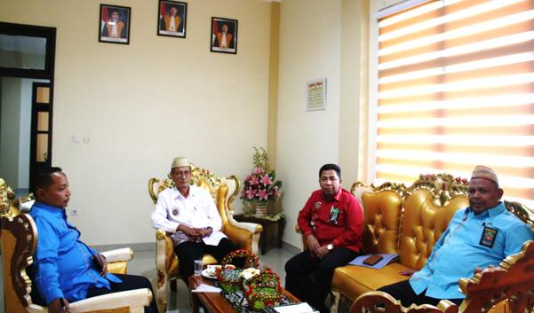 Audit kinerja dalam rangka mutasi jabatan Pimpinan PA Gorontalo   (24/2)